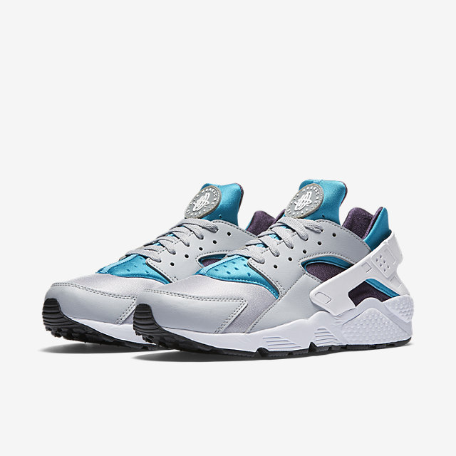 nike air huarache men purple