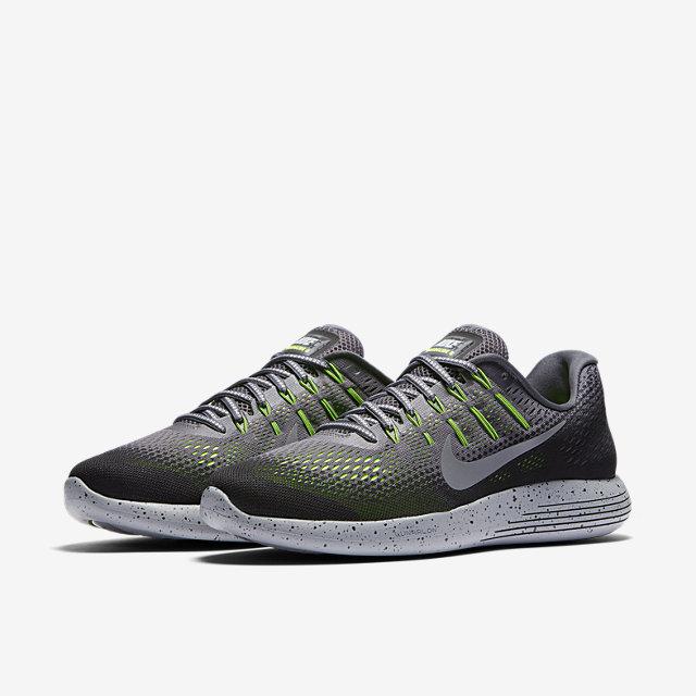 pretty nice 5d93f a6cf7 ... lunarglide 7 lb noir fonctionnement chaussures 2017 Nouveau Rouge  Hommes Noir Sur Feet Nike Air Max 2017 Junior Fonctionnement Formateurs 0 .
