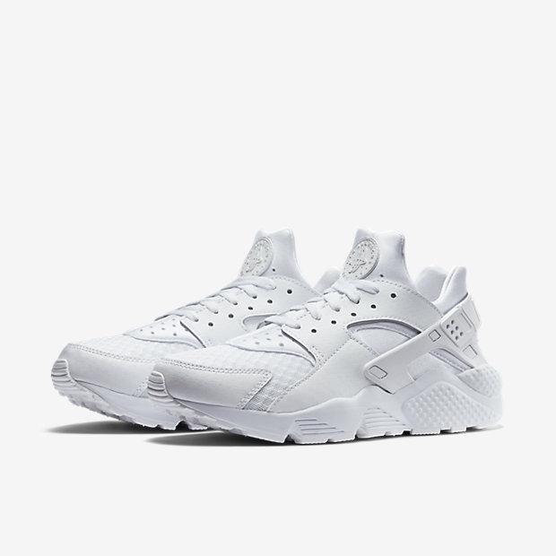 Nike Air Huarache Weiß