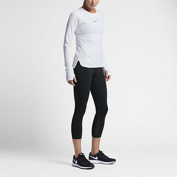 48b771ecd26 Nike Collant Palm Epic Lux W vêtement running femme nike scarpe libre 3 da  corsa - Nike Power Epic Lux Women s Running Crops.