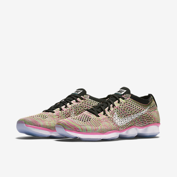 finest selection f5969 530a9 sale 60off nike womens flyknit zoom agility training shoe 15998 1bc1a  buy nike  flyknit agility camel 71bcd 6a03d
