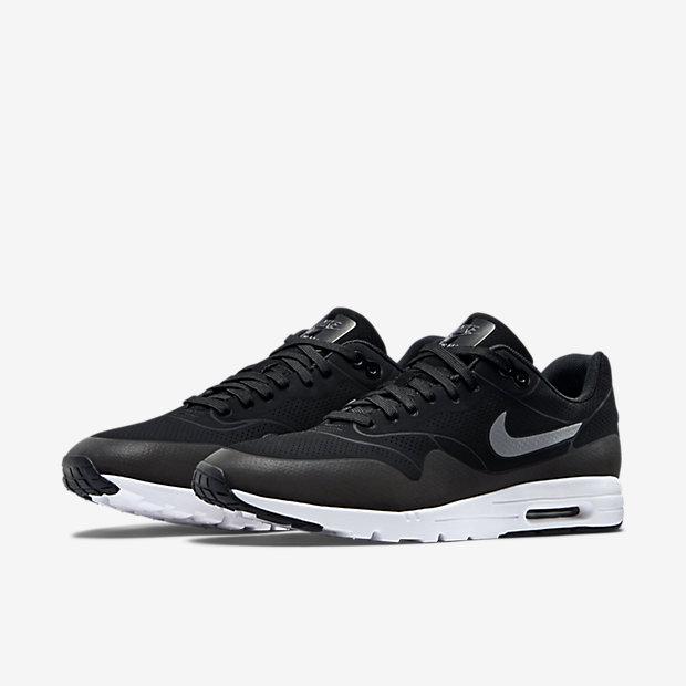 Nike Air Max Ultra Moire Schwarz Weiß
