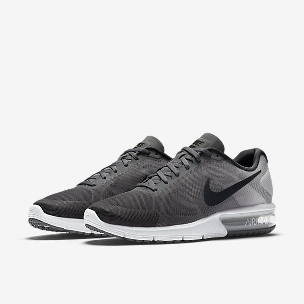 ghryg Nike Air Max Sequent Men\'s Running Shoe. Nike.com UK