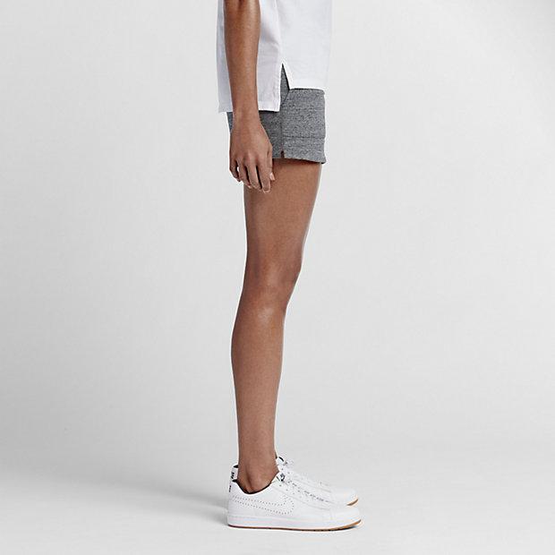 nike womens khaki shorts