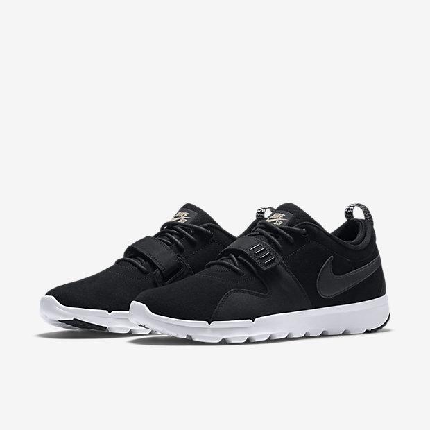 Nike Sb Trainerendor Leder Herrenschuh