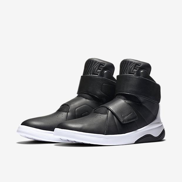 Nike Marxman Sneakers Black Black White