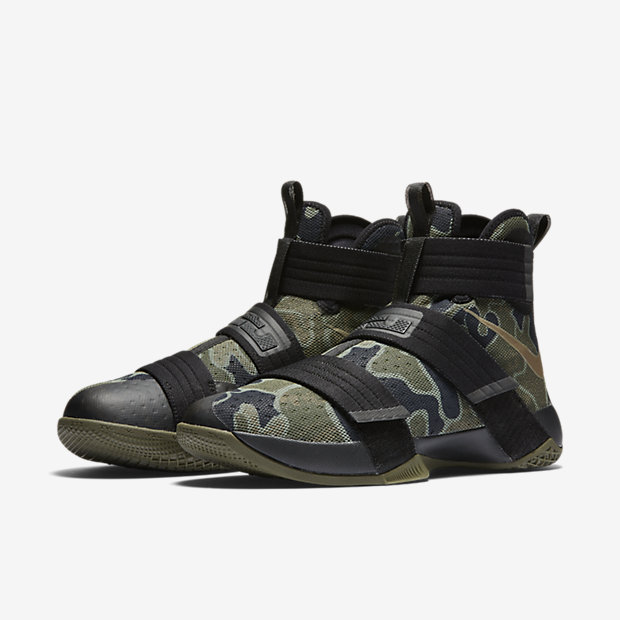 Nike Lebron Soldier 10