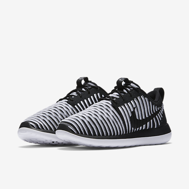 nike roshe two flyknit - homme chaussures