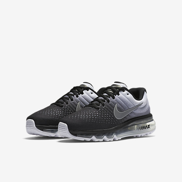 air max 2017 kids Black