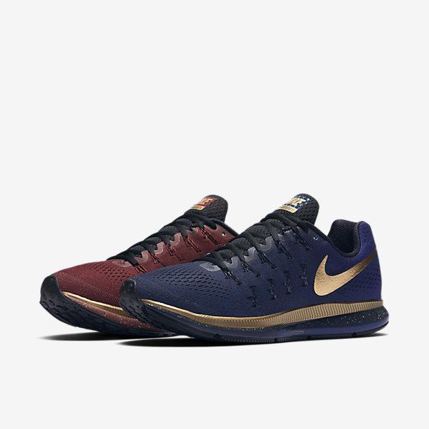 nike premium shox classique - Nike Air Zoom Pegasus 33 LE (Michael Johnson) Men's Running Shoe ...