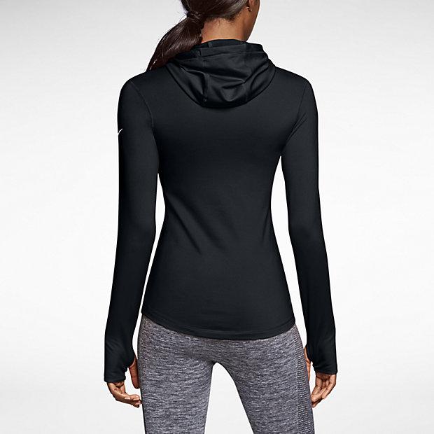 Nike Just Do It Hoodies For Women Nike pro hyperwarm womens