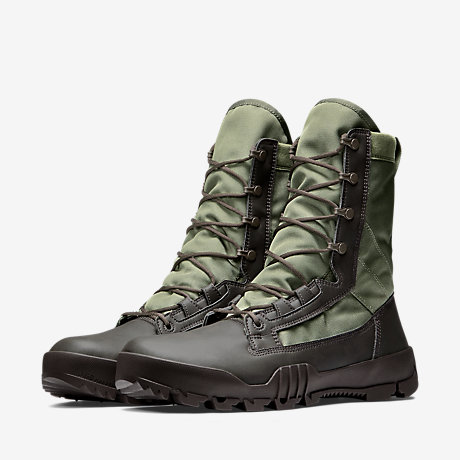 nike army boots