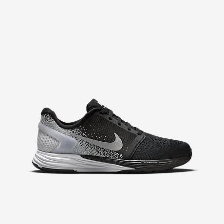 premium selection abda4 11bc5 ... nike lunarglide 7 fonctionnement chaussure chaussures de running homme  nike lunarglide 7 noir ...