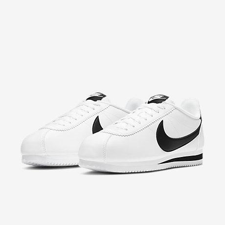 Femme Nike Cortez Rouge/Blanc