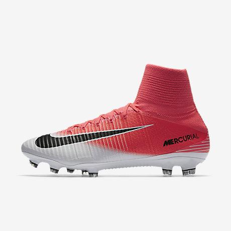 Nike Mercurial Superfly V Fg Verdes