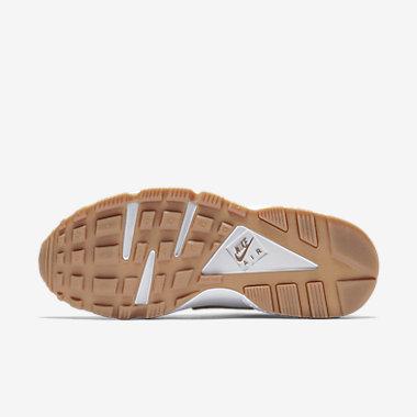 Nike Air Huarache Ganz Rot