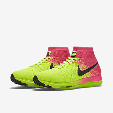 ... nike zoom; air zoom all out flyknit ultd womens running shoe . ...