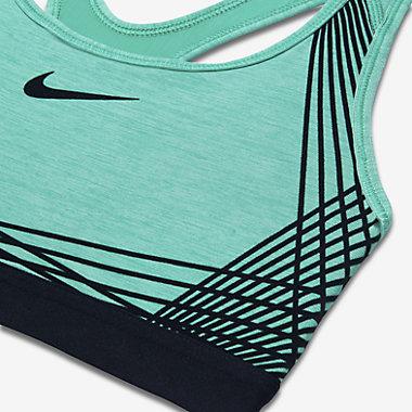 nouvelles pas de solde cher - Nike Pro Hyper Classic Padded Women's Medium Support Sports Bra ...