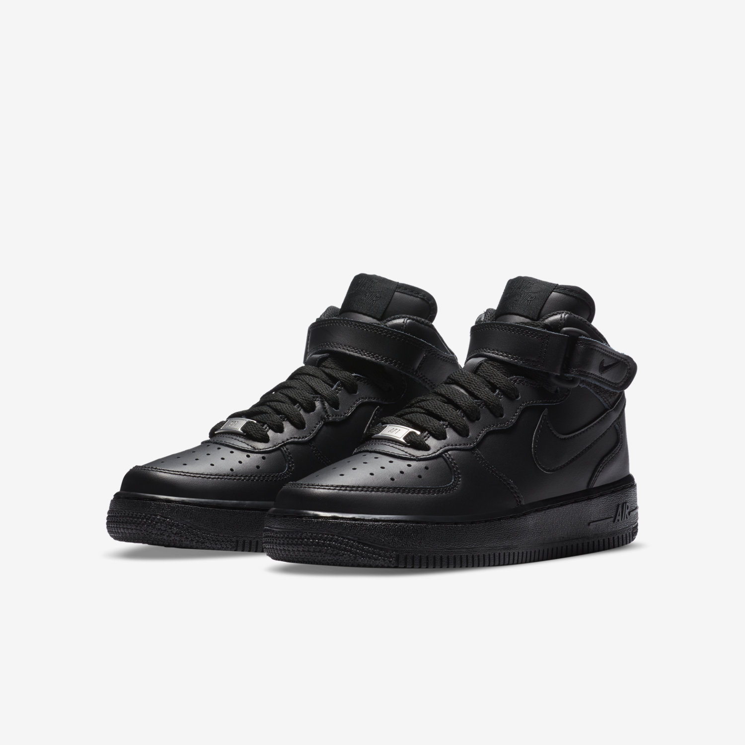 nike air force mid noir meaning