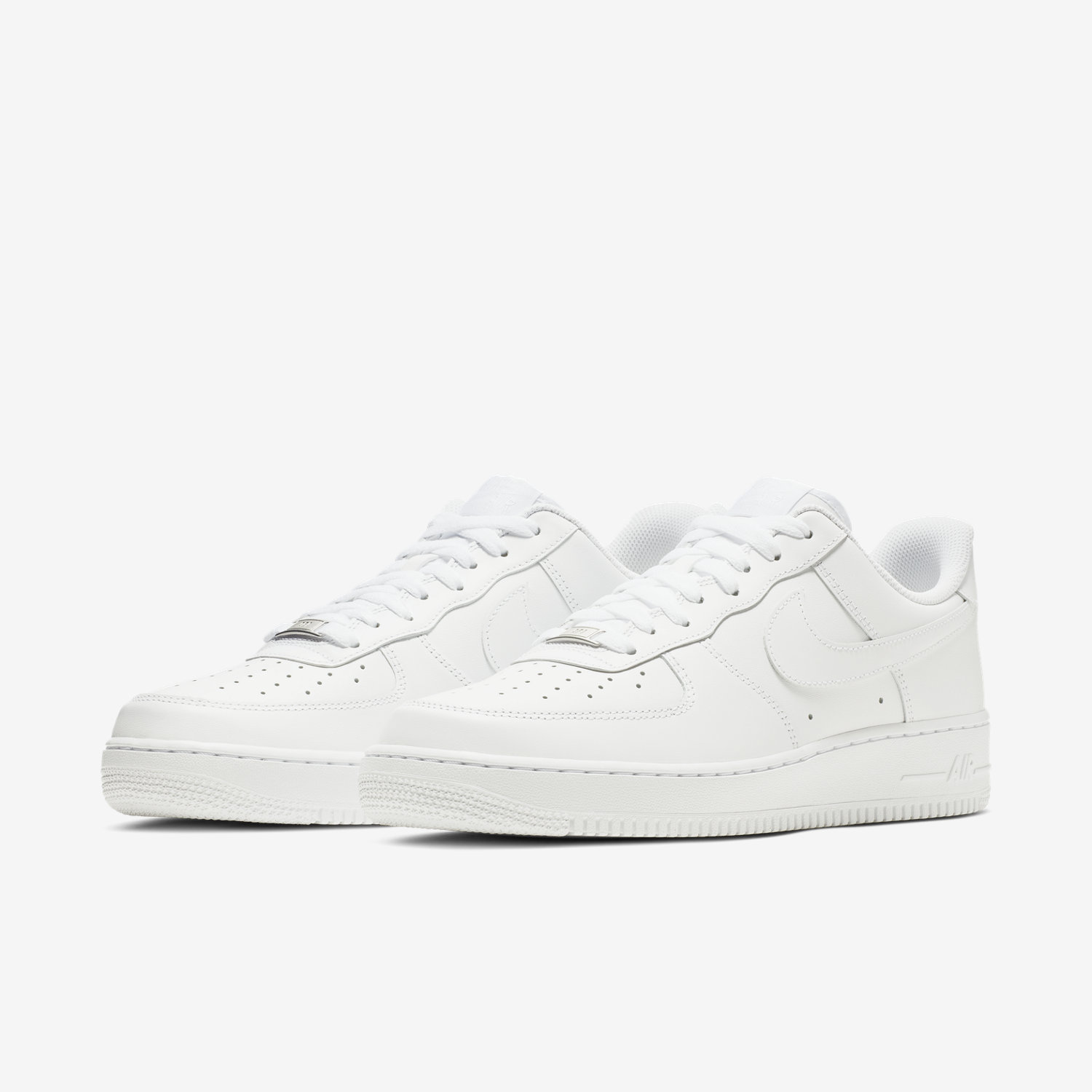 air force one nike white