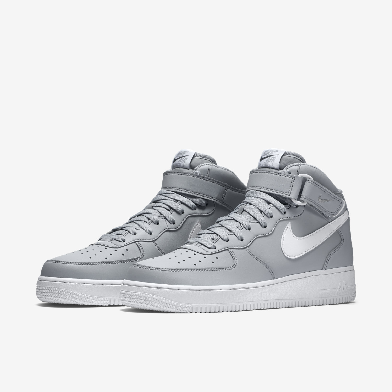 Air Force 1 Schuh Metà (gs) Nero / Cool Grey / Corridoi Bianchi Qd2gnmGQ