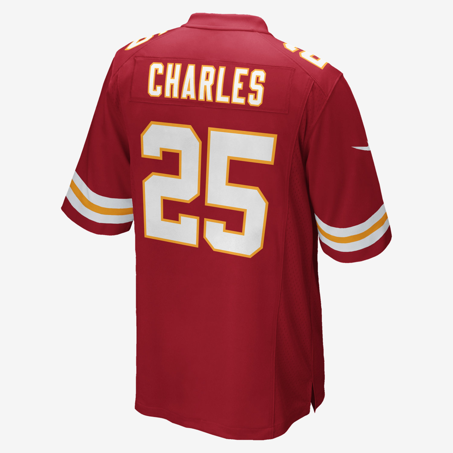 NFL Kansas City Chiefs (Jamaal Charles) Men's Football Home Game ...