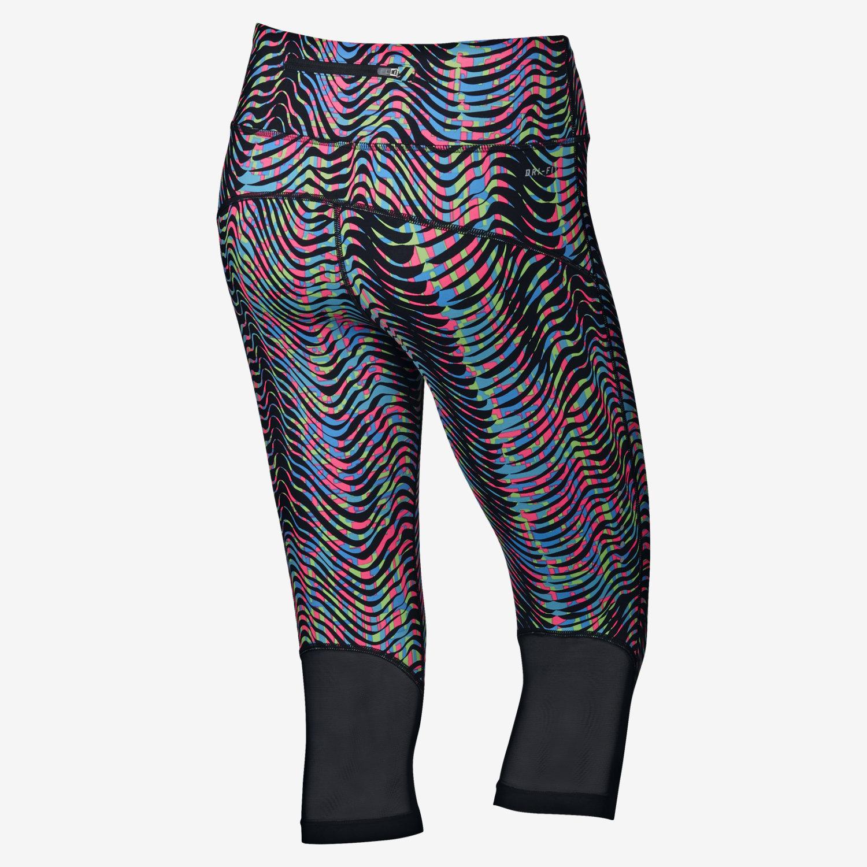 pseudio - Nike Epic Lux Sidewinder Women's Running Capris. Nike.com NZ