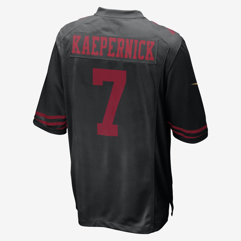 NFL San Francisco 49ers (Colin Kaepernick) Men's Football ...