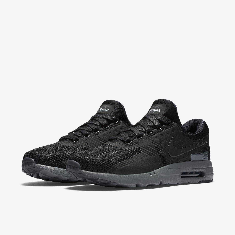 Nike Air Max Zero Black And White