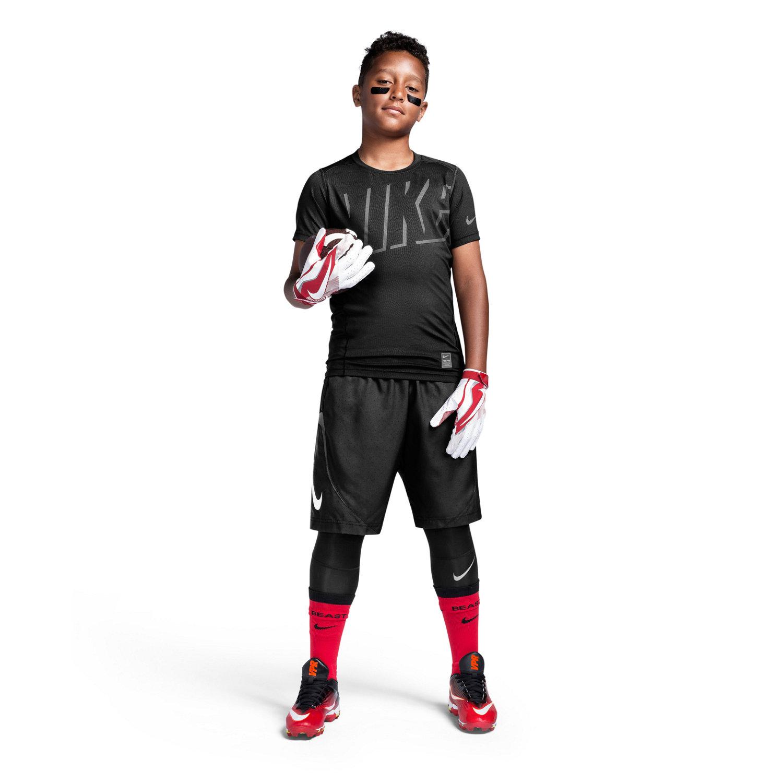 nike air max 2011 uomo nero - Nike Pro HyperCool Big Kids' (Boys') 3/4 Training Tights. Nike.com