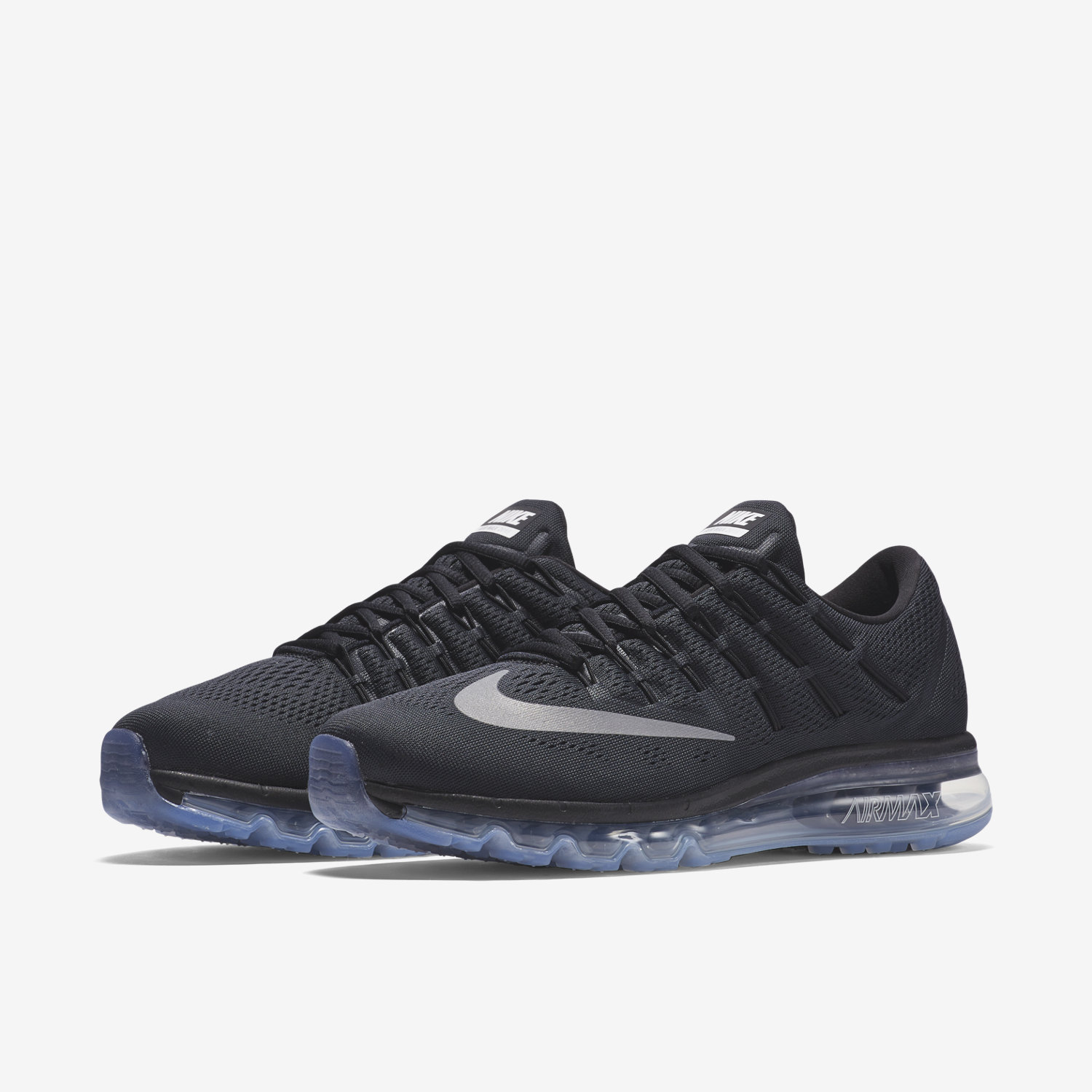 Mens Nike Air Max 2016 Grey