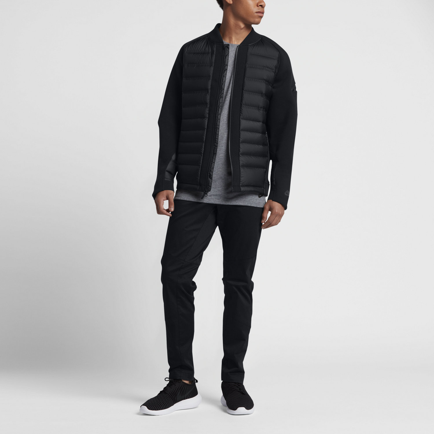 b18ad3b2c848 Nike Sportswear Tech Fleece AeroLoft Men s Down Bomber. Nike.com