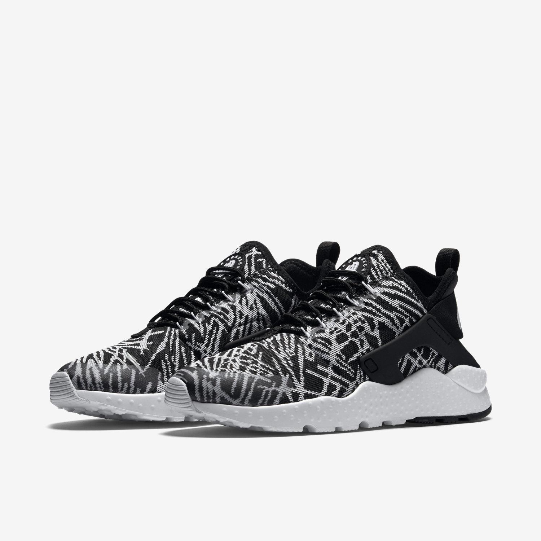 Nike Huarache Ultra Jacquard Noir