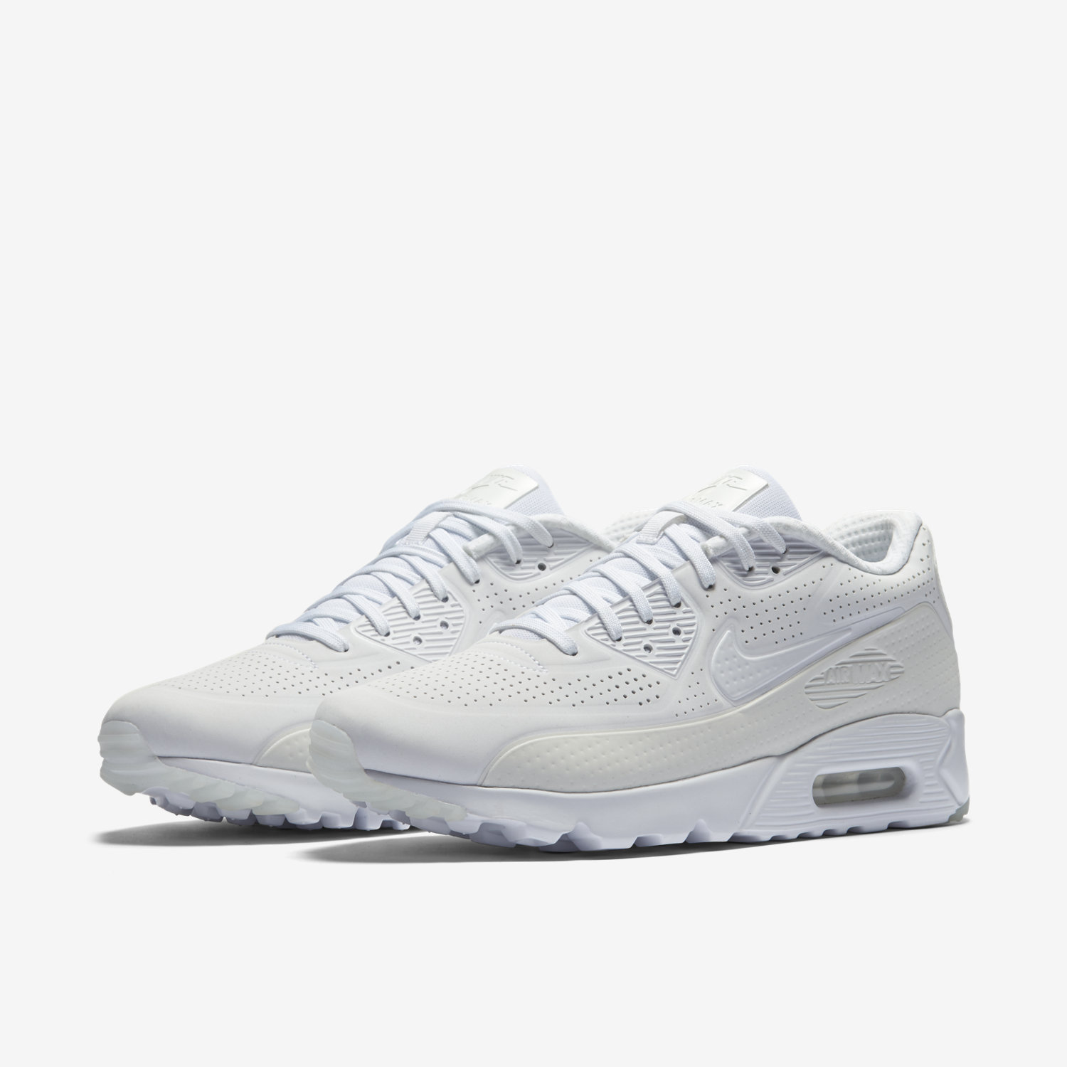 Nike Air Max 90 Ultra Moire Sneakers White White