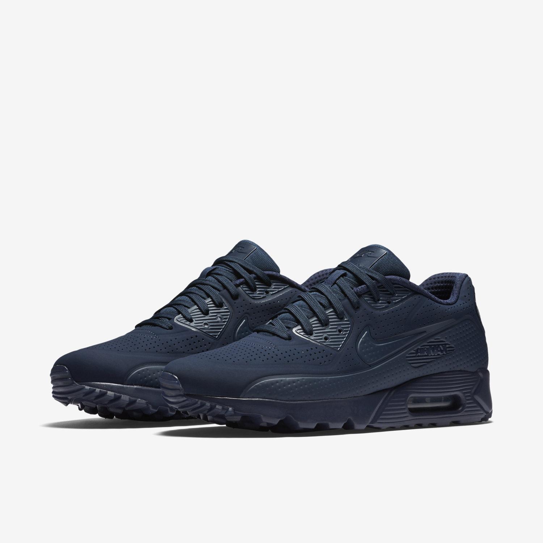 Nike Air Max 90 Ultra Moire Bleu 819477-400