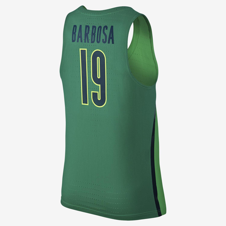 nike brazil basketball jersey