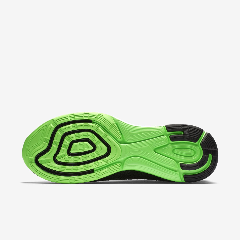 promo code 2eb6c 39a42 ... nike lunarglide 7 lb noir fonctionnement chaussures 2017 Nouveau Rouge Hommes  Noir Sur Feet Nike Air Max 2017 Junior Fonctionnement Formateurs ...