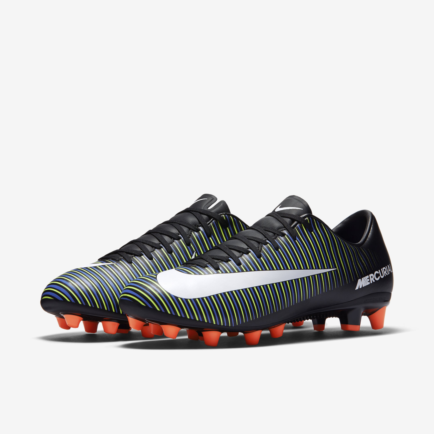 ... pink black white nike mercurial victory vi ag pro artificial grass  football boot. nike au ...