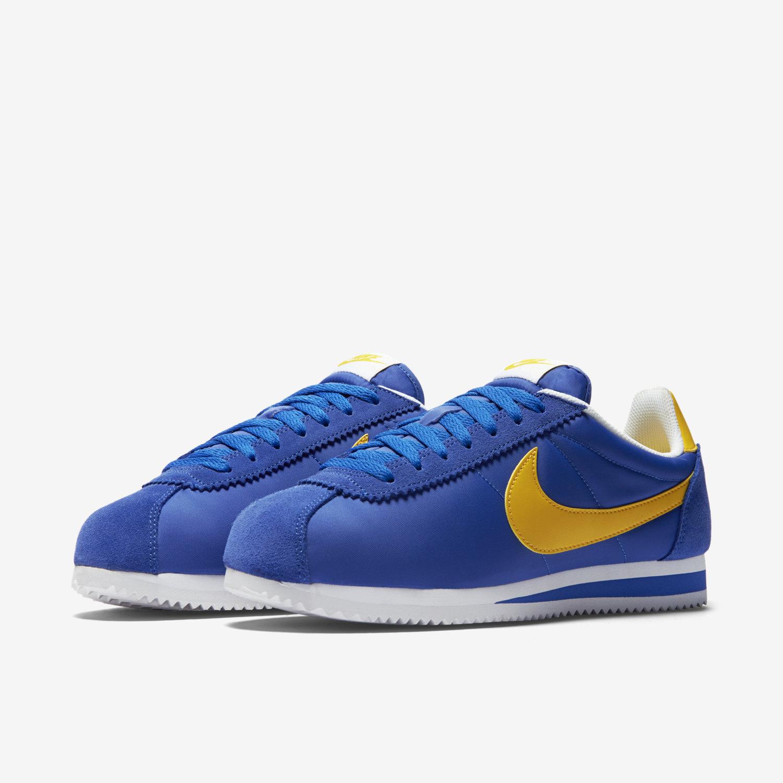 Nike Classic Cortez Gelb