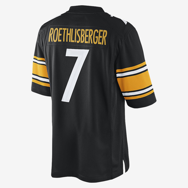Limited 7 Ben Roethlisberger Pittsburgh Steelers Jerseys