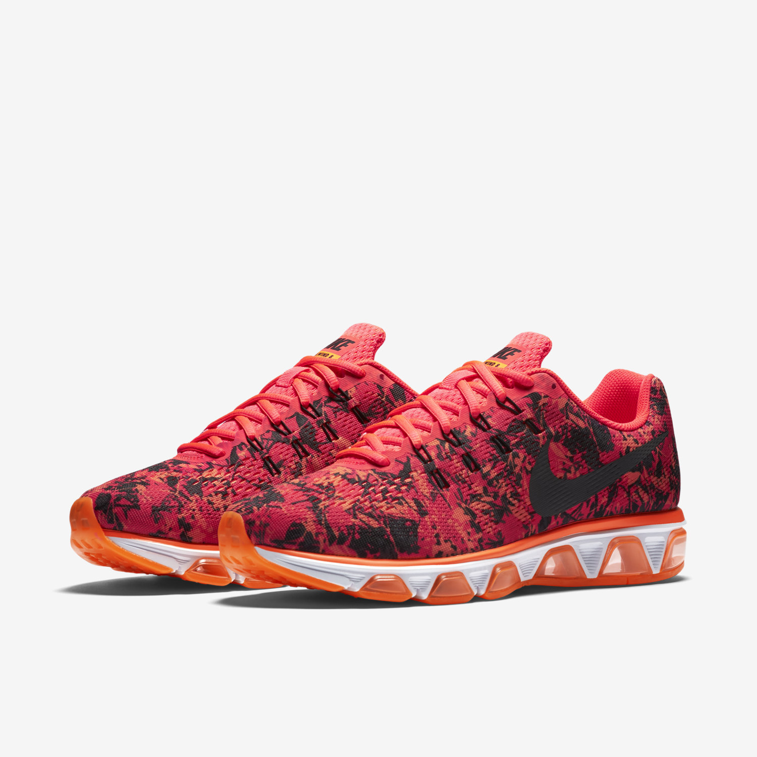 WMNS Nike Air Max Tailwind 7 [683635 006] Running Black/Flash