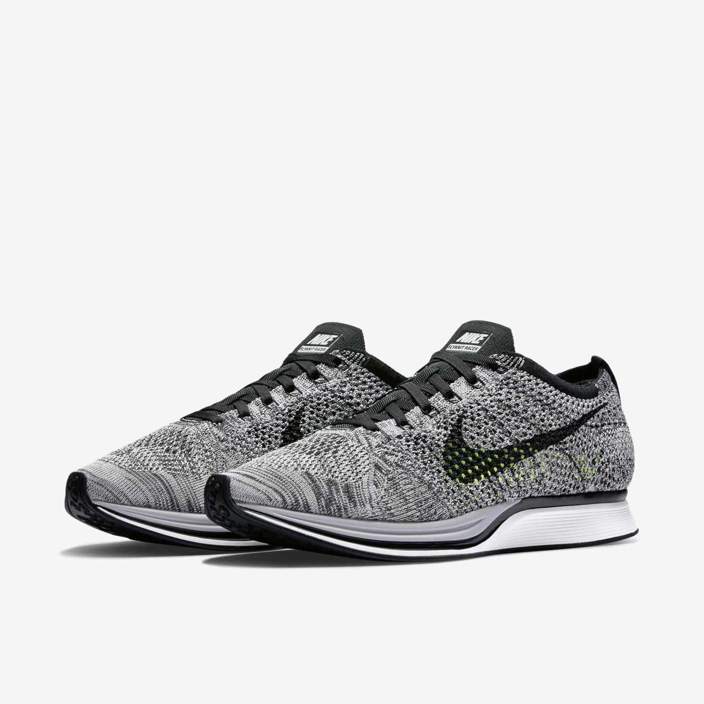 Nike Flyknit Oreo Racer