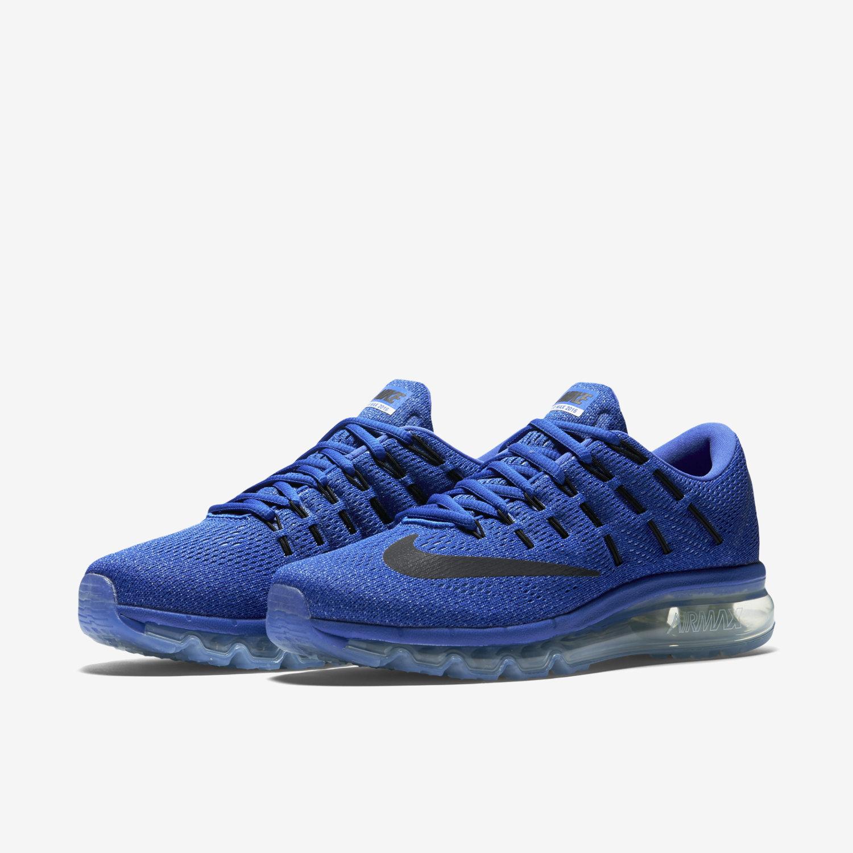 Nike Air Max 2016 Vallen Groot Of Klein