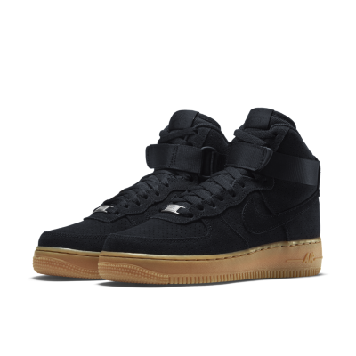 Air Force One Femme Suede