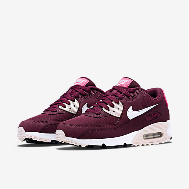 Fo16016 Running Shoes Easy Travel Nike Air Max Nike Wmns Air Max Women Gray Pink Best Quality E0a6b479
