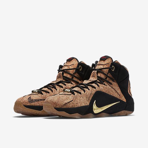 nicole tom - Nike LeBron 13