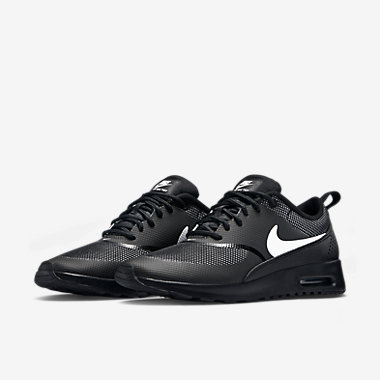 air max thea all black