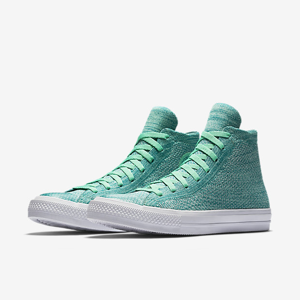 converse unisex. converse chuck taylor all star x nike flyknit high top unisex shoe. nike.com