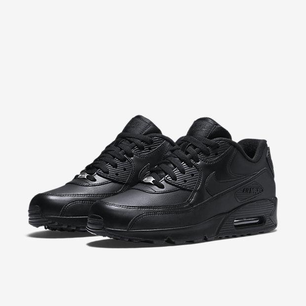 san francisco 9a798 1dcd3 chaussure air max 90 leather pour