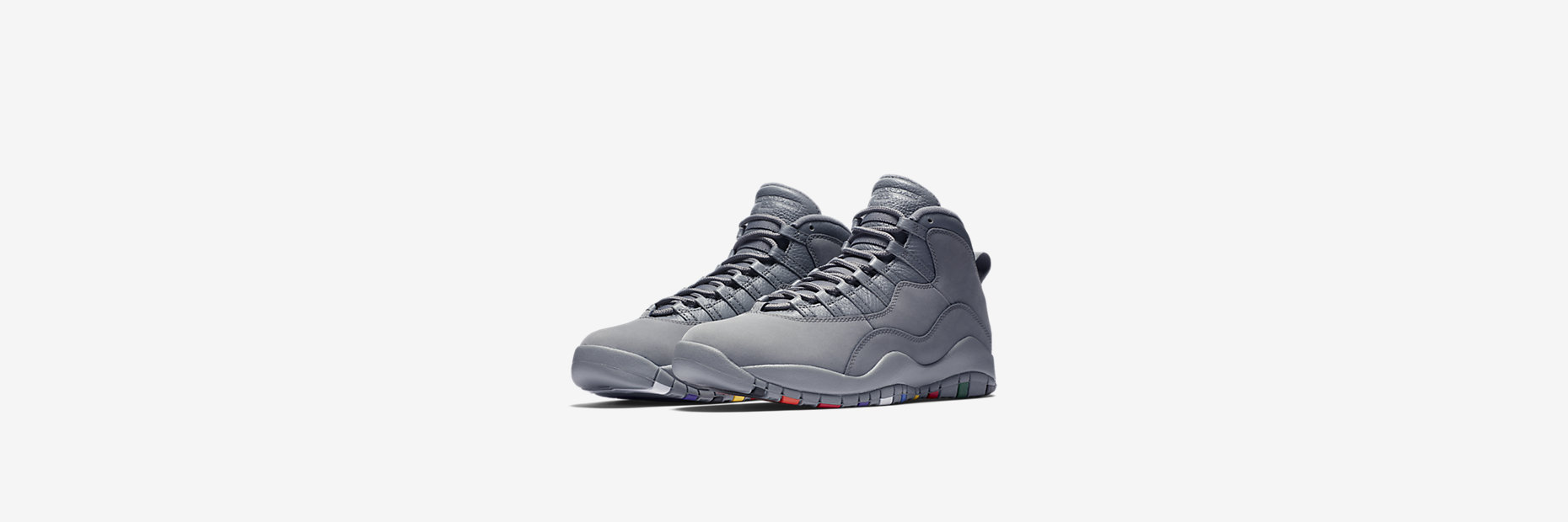 Air Jordan 9 Retro Cool Grey